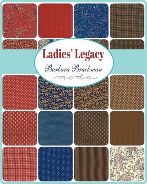Charm Pack - Ladies Legacy