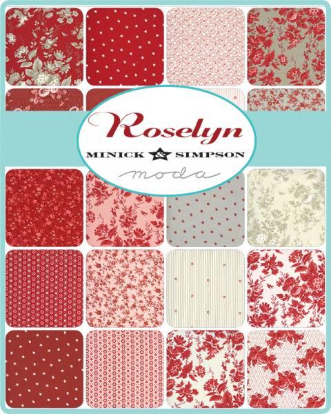 Charm Pack - Roselyn