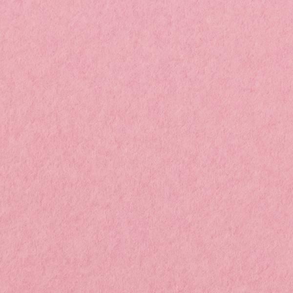 Baumwolle Fleece - Cassy - meliert rosa