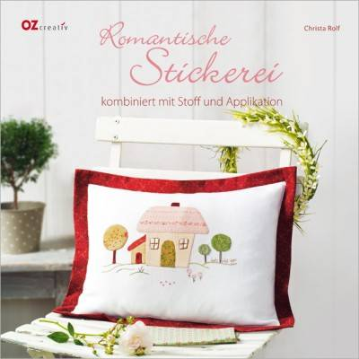 Romantische Stickerei