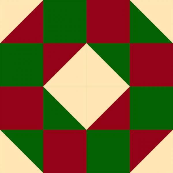 Anleitung - Circle - Block Nr. 29 - Nähanleitung