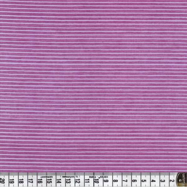 Streifen lila - flieder - Quilters Basics - Patchworkstoff