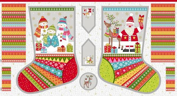 Festive - Weihnachtsstiefel - Stiefel - Panel