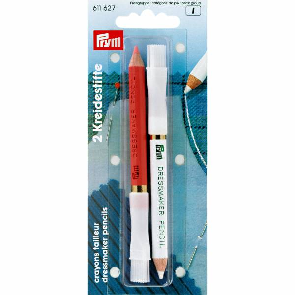2 x Kreidestift