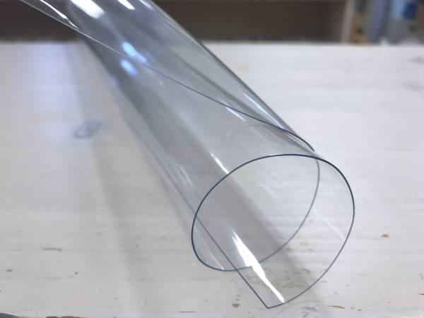 Vinyl - Nähfolie - Clear