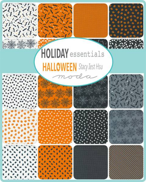 Charm Pack - Holiday Essentials Halloween