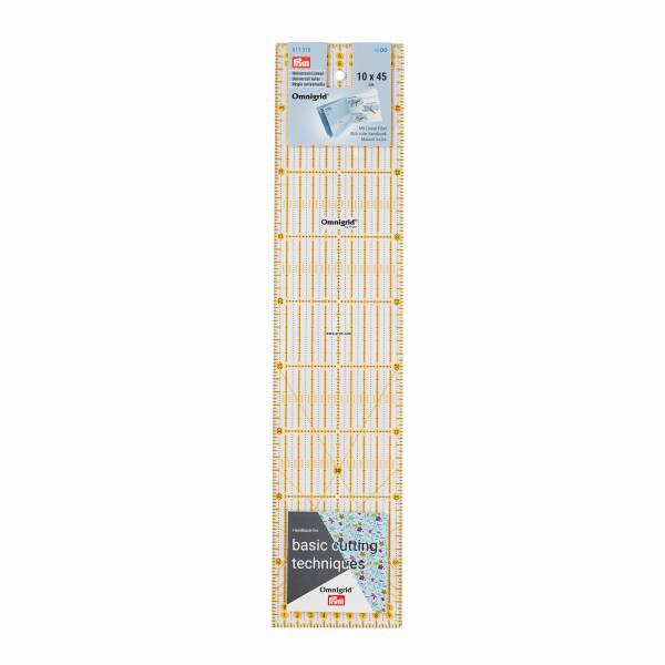 Universal-Lineal 10 x 45 cm