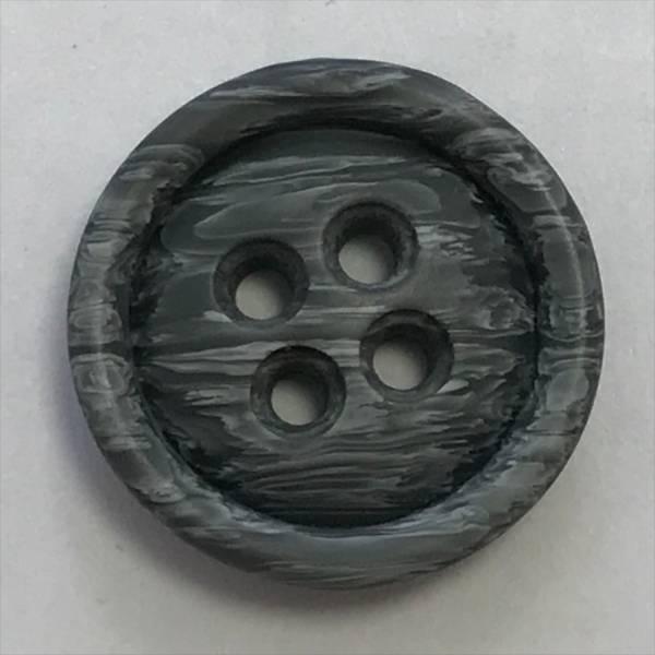 Modeknopf - grau - 20 mm