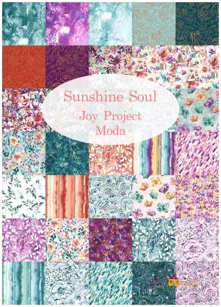 Charm Pack - Sunshine Soul