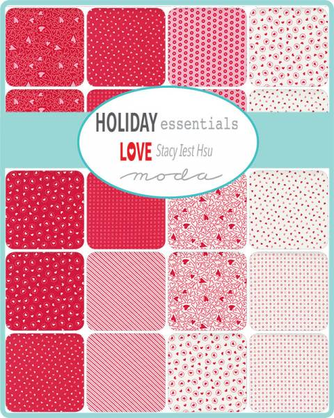 Charm Pack - Holiday Essentials Love