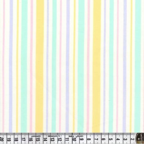 Color Basic - Streifen - gelb