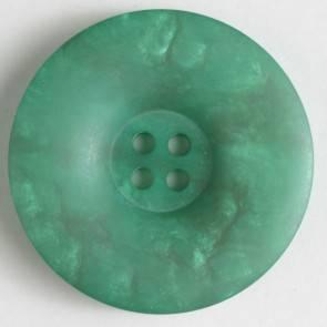 Großer Knopf - grün - 34 mm