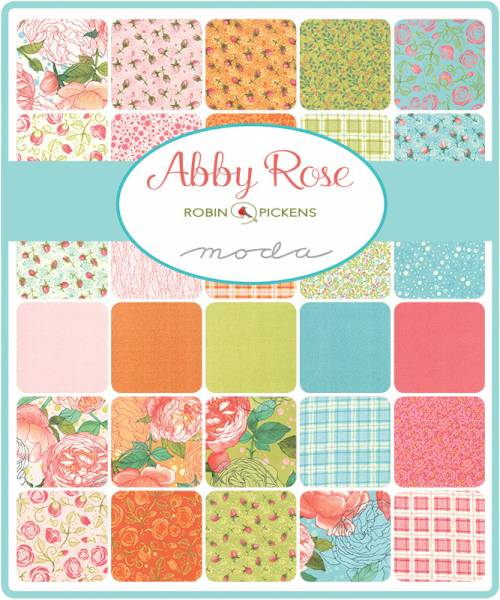 Charm Pack - Abby Rose