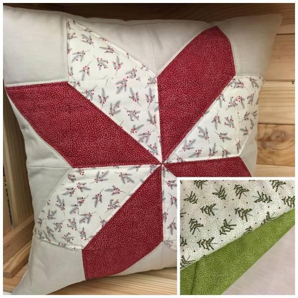 Materialpackung - Weihnachtsstern - 2 Varianten
