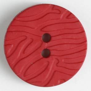 Modeknopf - rot - 28 mm