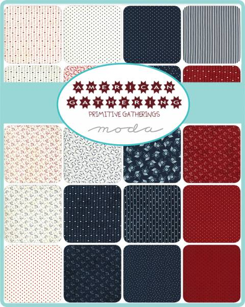 Charm Pack - American Gathering