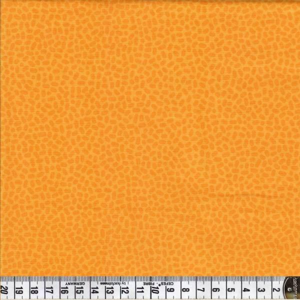 Speckles - Orange - Patchworkstoff