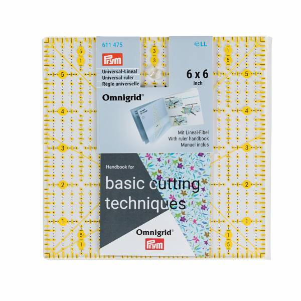 Patchwork Lineal 6 x 6 inch - Patchwork Lineal