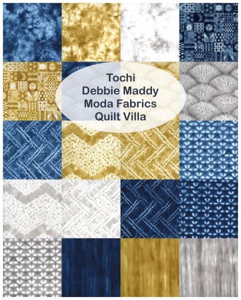 Charm Pack - Tochi - Debbie Maddy