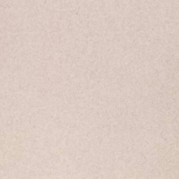 Baumwolle Fleece - Cassy - meliert naturweiß