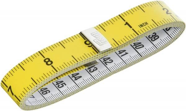 Maßband 150 cm + inch Seite
