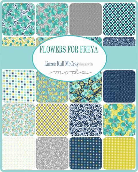 Charm Pack - Flowers For Freya