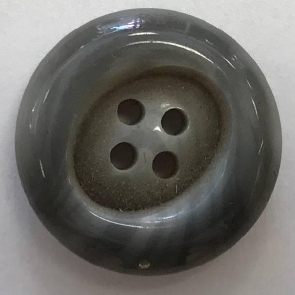 Modeknopf - grau - 18 mm