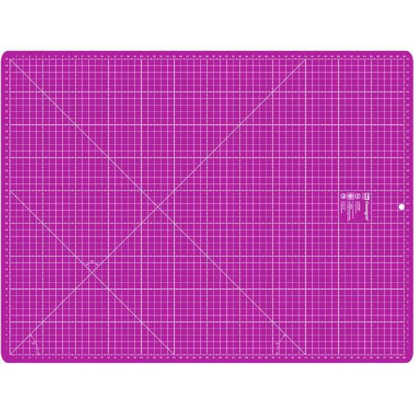 Schneideunterlage - pink - mittel 45 x 60 cm