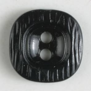 Kleiner Knopf - schwarz - 11 mm