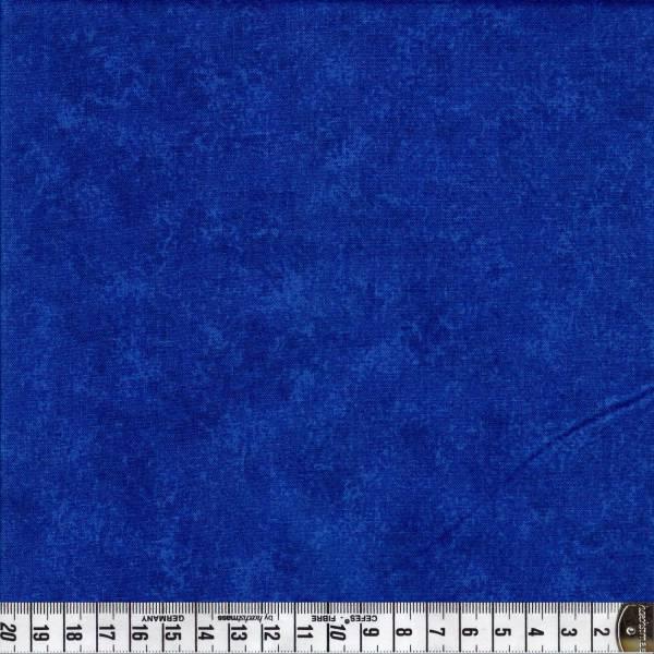 Spraytime B08 - Blau - Patchworkstoff