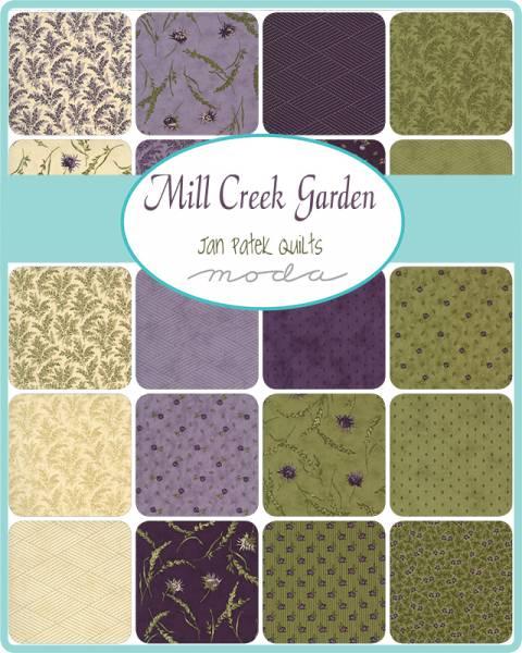Charm Pack - Mill Creek